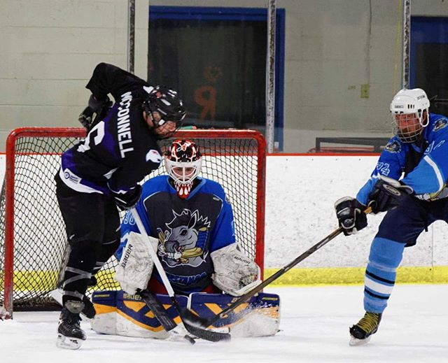 #premierhockeyleagueli #phl #d2finals #therinx 📷🐧