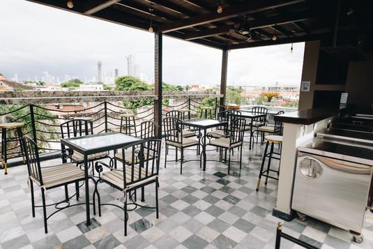 Rooftop Cartagena