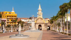 Cartagena de Indias joya y patrimonio universal.