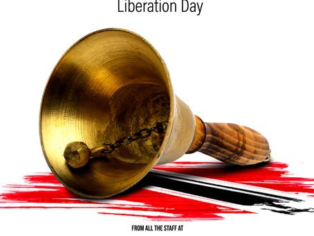 Spiritual Liberation Day!