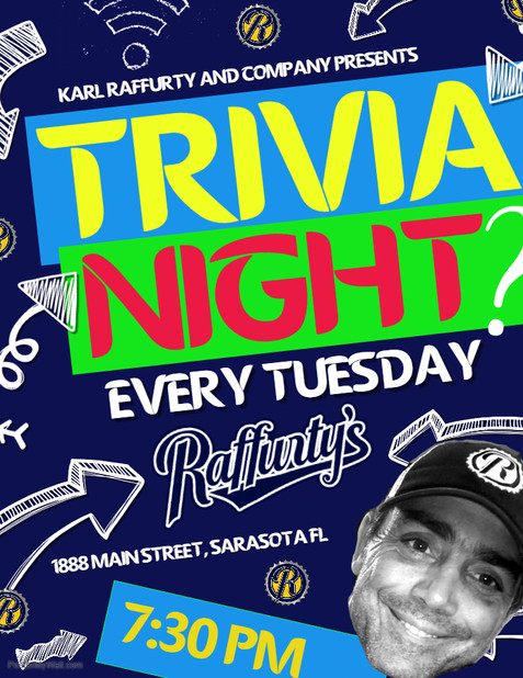 Copy of Trivia night - Made with PosterM