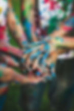 Colorful-hands-unity-togetherness-teamwo