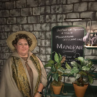 Professor Sprout with Mandrakes.jpg
