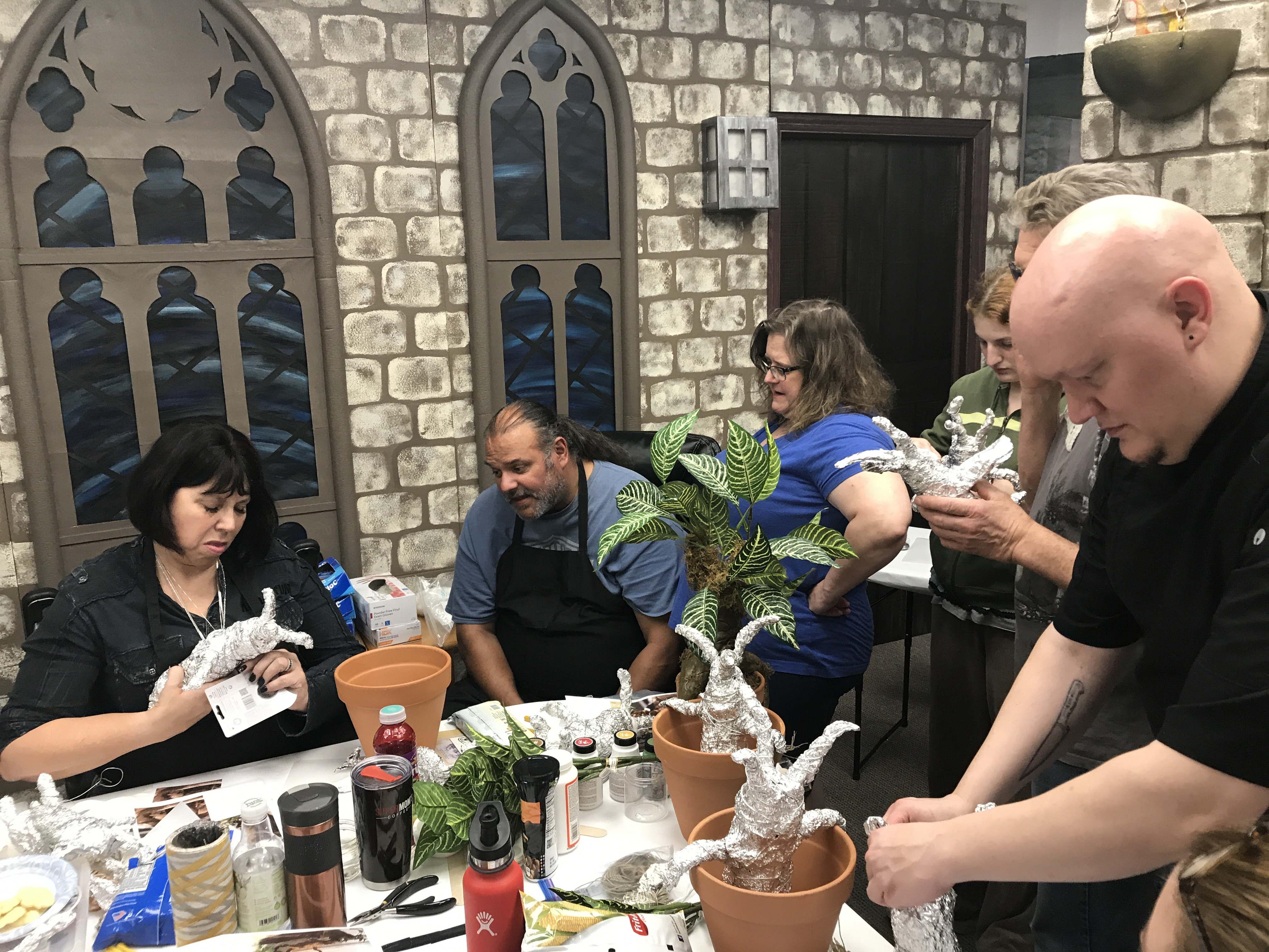 First Mandrake Class