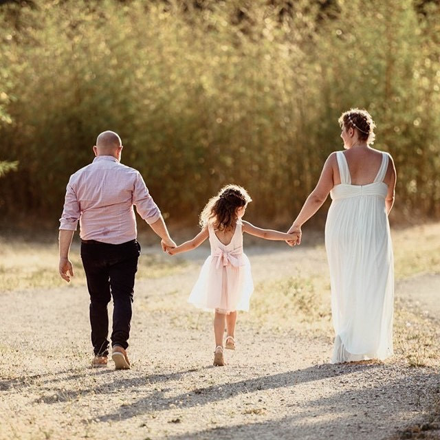 famille mariage couple
