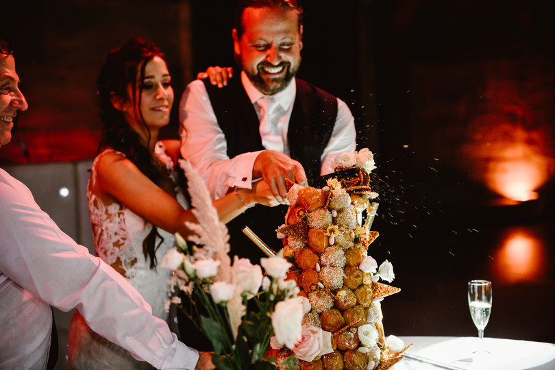 gateaux dessert mariage photo