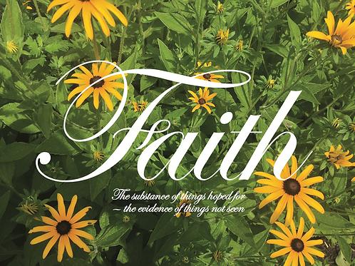 Emotions -Faith