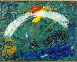 Genesis 9:13 Chagall