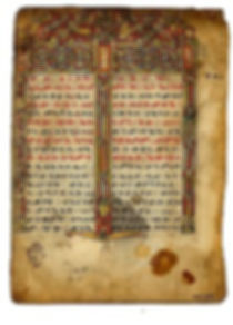 1 Enoch Ethipoic Illuminated Manuscripts Flood Noah Genesis Apocrypha Pseudepigripha Bible Second Temple Judaism