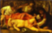 The Drunkenness of Noah by G. Bellini