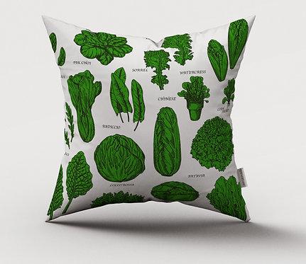 Hand Pulled Screen Printed Cushion