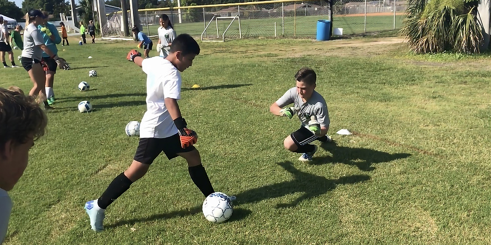 Goalkeeper Group Training-St. Pete