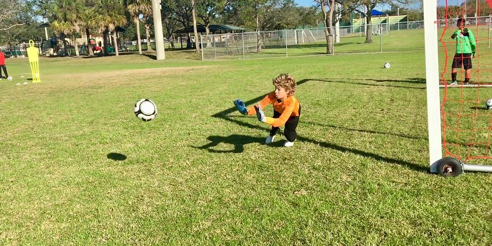 Free Goalkeeper Clinic!