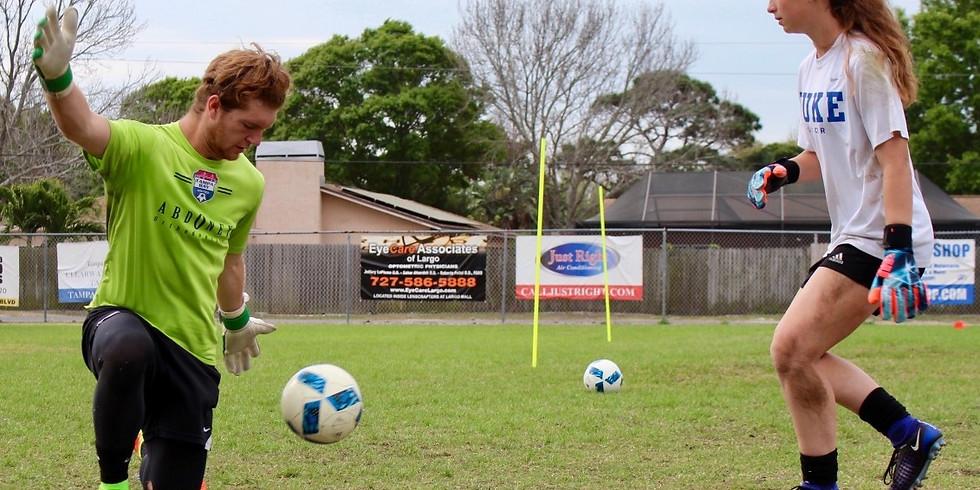 Modern Goalkeeper Clinic (Discount)