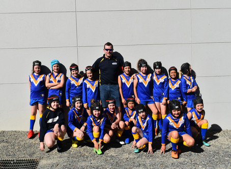 Round 11 Match Report - Jets U10 Girls vs Norwood
