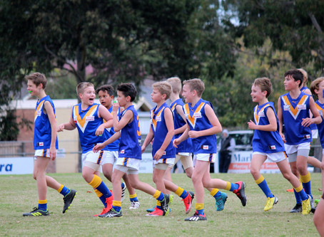 Round 7 Match Report - Jets U12 vs Rowville