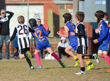Round 10 Match Report - Jets U9 vs Scoresby