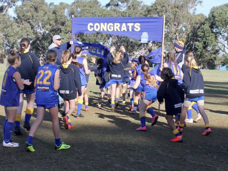 Round 6 Match Report - Jets U12 Girls vs Ferntree Gully