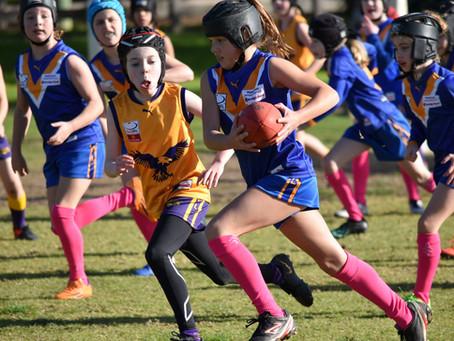 Round 10 Match Report - Jets U10 Girls vs Vermont