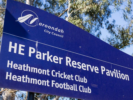 Family Night this Sunday @ HE Parker Reserve