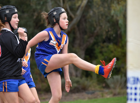 Round 7 Match Report - Jets U10 Girls vs Ringwood