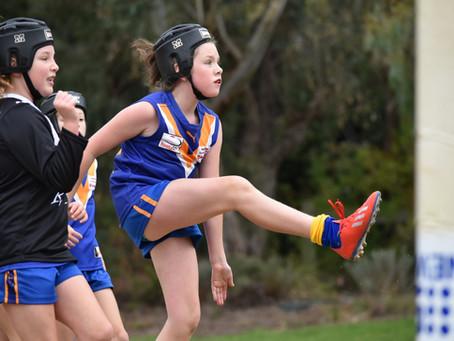 Round 7 Match Report - Jets U10 Girls vs Ringwood