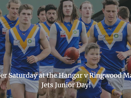 Jets Super Saturday - Free Entry Offer