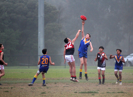 Round 9 Match Report - Jets U12 vs Waverley