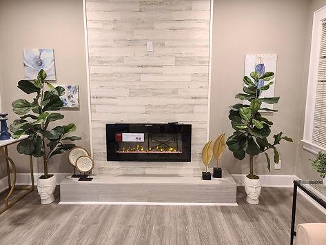 Fireplace Tree Head
