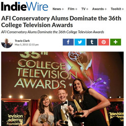 IndieWire College Television Awards Article