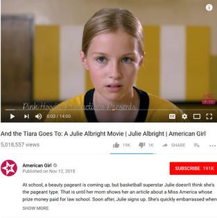 American Girl Movie