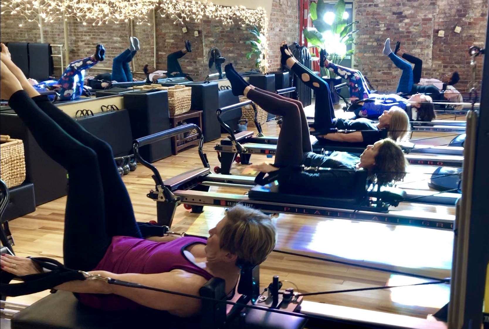 REFORMER AB WORKOUT