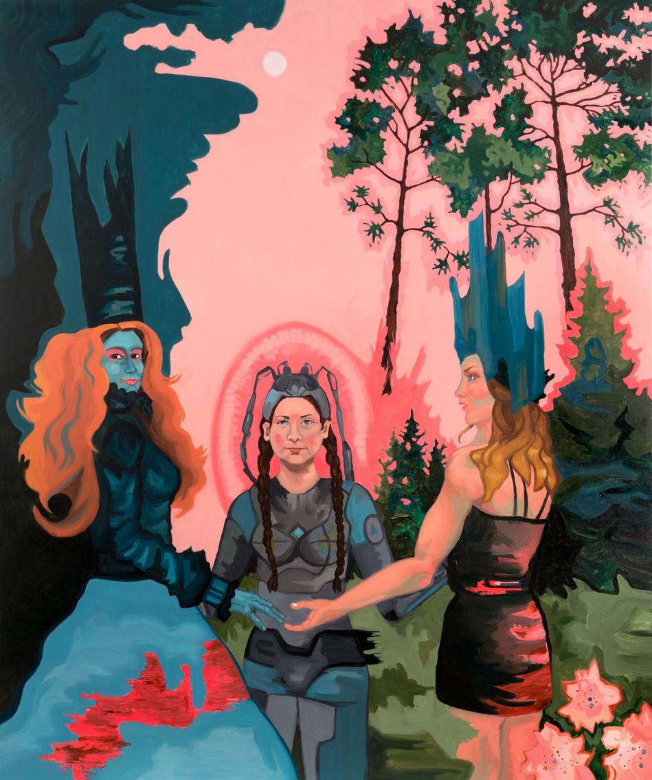 Antigones du futur : la sorcière, la cyborg et la déesse