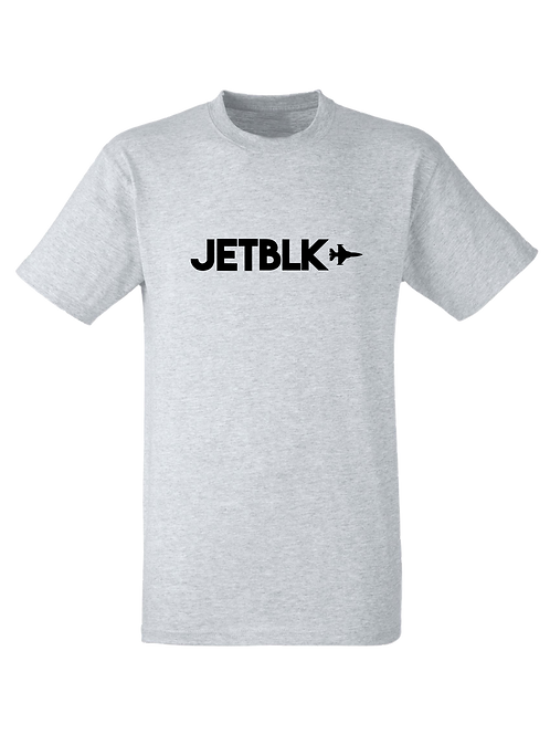 JETBLK T-shirt Grey