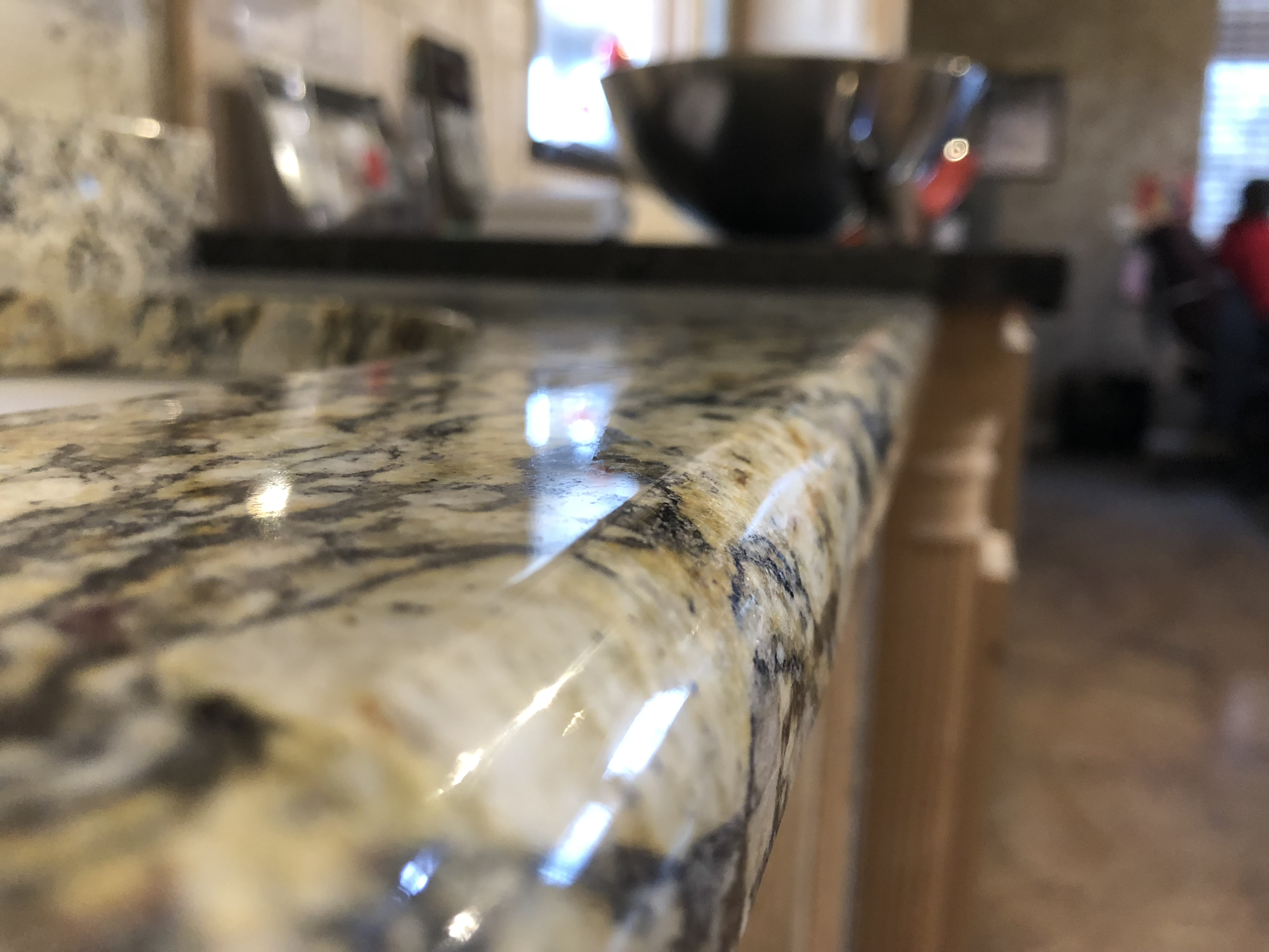 Italian Granite Profile edge