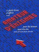 Petit livre à offrir à un amateur d'énigmes de Sébastien Onze