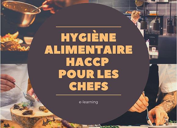 Hygiène alimentaire, HACCP pour les Chefs et au-delà