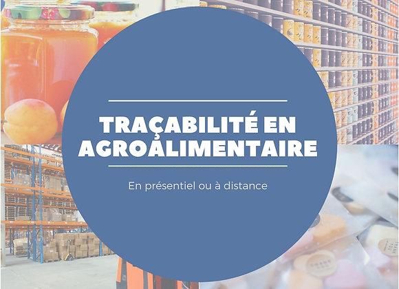 Traçabilité en agroalimentaire