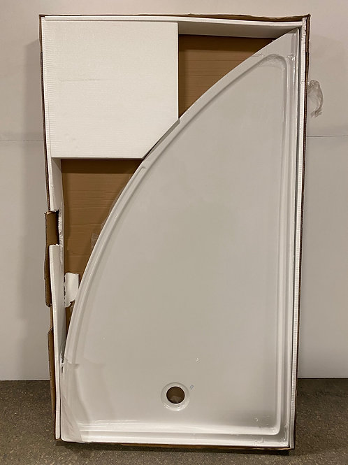 Mirolin Wedge Acrylic Shower Base