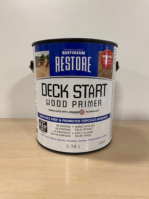 Deck Start Wood Primer