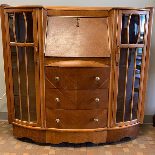 Display Cabinet / Secretary Desk