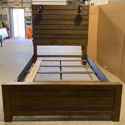 Bed and Dresser Set