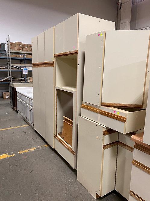 18 Piece Kitchen Cabinet Set
