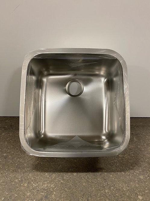New Undermount Sink