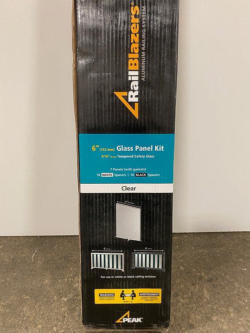 "6"" Glass Panel Kit"
