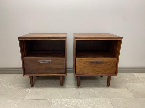 Imperial Furniture Mid Century Modern Nightstands