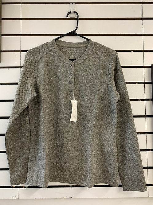 Womens - North End Performance Wick Henley Top