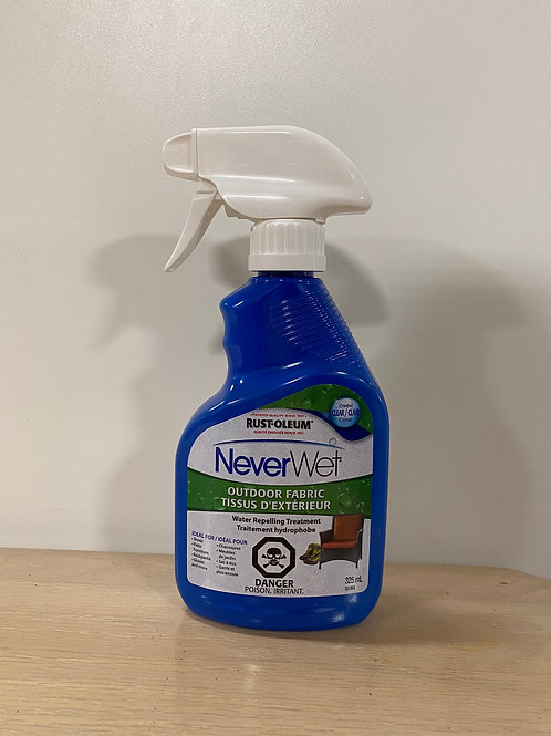 NeverWet Water Repelling Treatment
