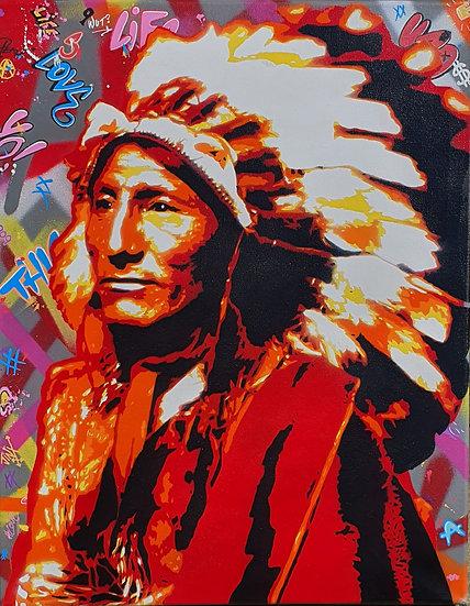 'American Chieffiti'