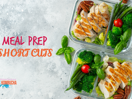 Meal Prep: The Shortcuts You Need to Know